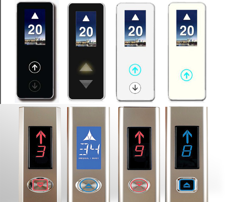 Latest LCD Display In Elevators Suppliers